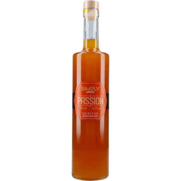 Simply Shots Passion 16,4% 0,7 ltr.