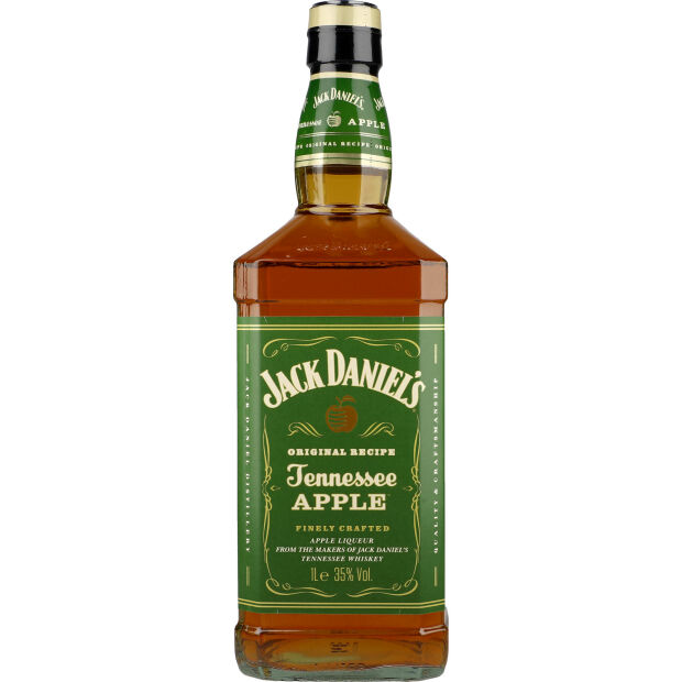 Jack Daniel´s Tennessee Apple 35% 1 ltr.