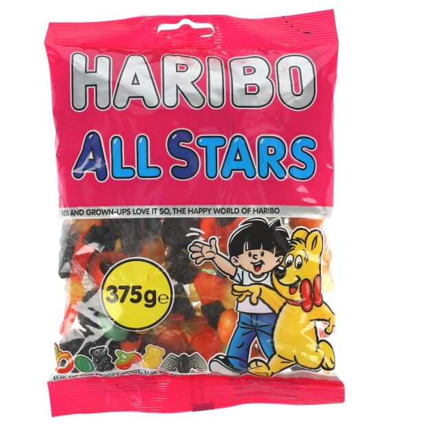 Haribo All Stars 375g