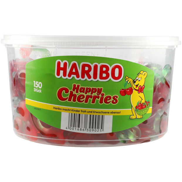 Haribo Happy Cherries 1,2 kg
