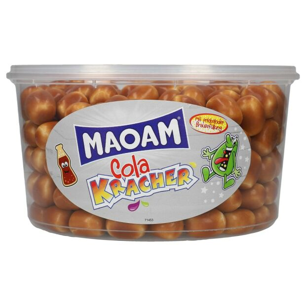 Haribo Maoam Cola Kracher265 St.1200g