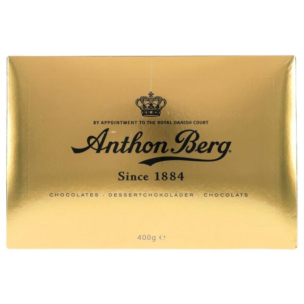 Anthon Berg Luxus Gold 400g