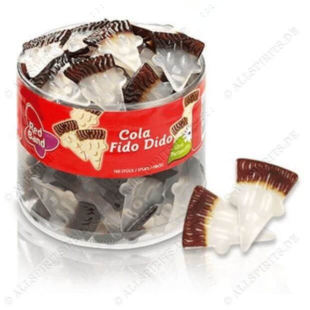 Red Band Cola Fido Dido 1100g