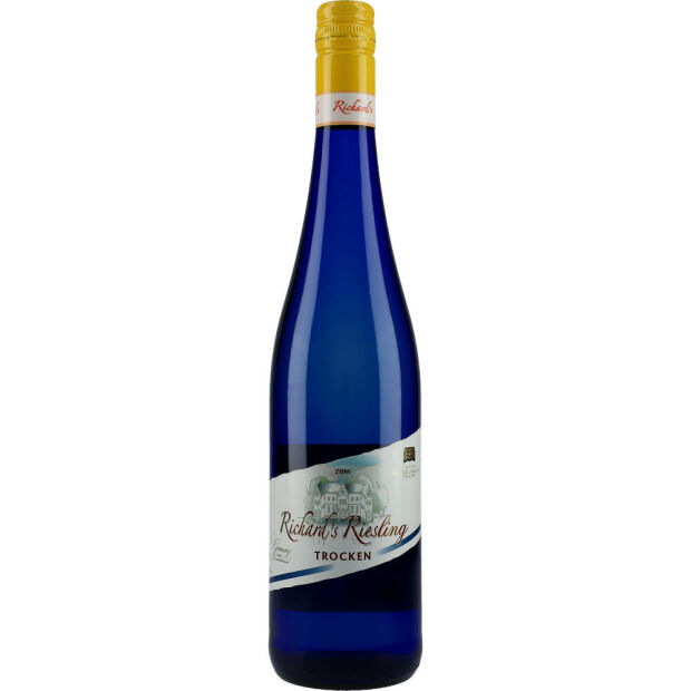Richards Riesling Trocken 11,5% 0,75 ltr.