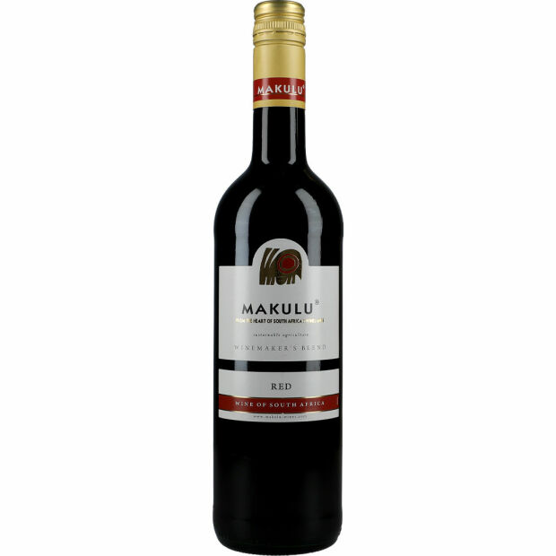Makulu Cape Red 13,0% 0,75 ltr.