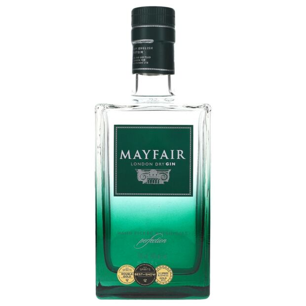 Mayfair London Dry Gin 40% 0,7 ltr.