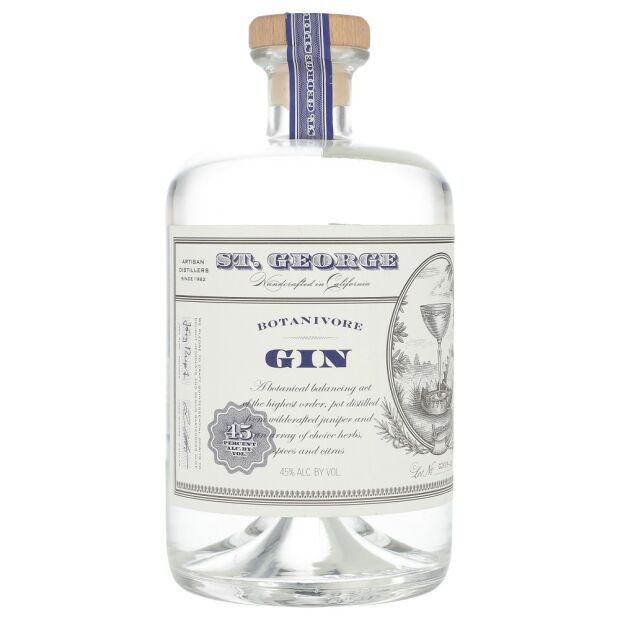 St. George Gin 45% 0,7 ltr