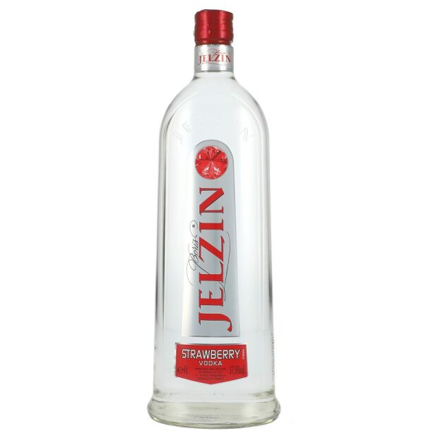 Boris Jelzin Strawberry 37,5% 1 ltr.