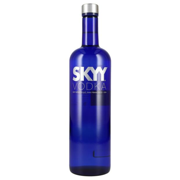 SKYY Vodka 40% 1 ltr.