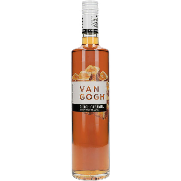 Vincent Van Gogh Dutch Caramel 35% 0,7 ltr