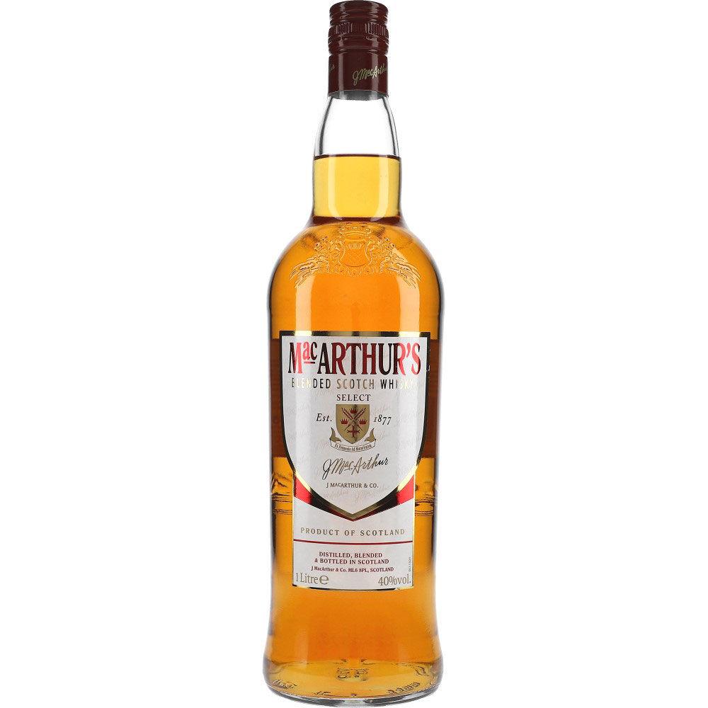 Mac Arthurs Select Scotch Whisky 40 1 Ltr Allspirits24