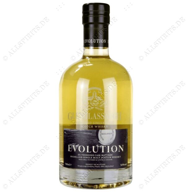 Glenglassaugh Evolution 50% 0,7 Ltr