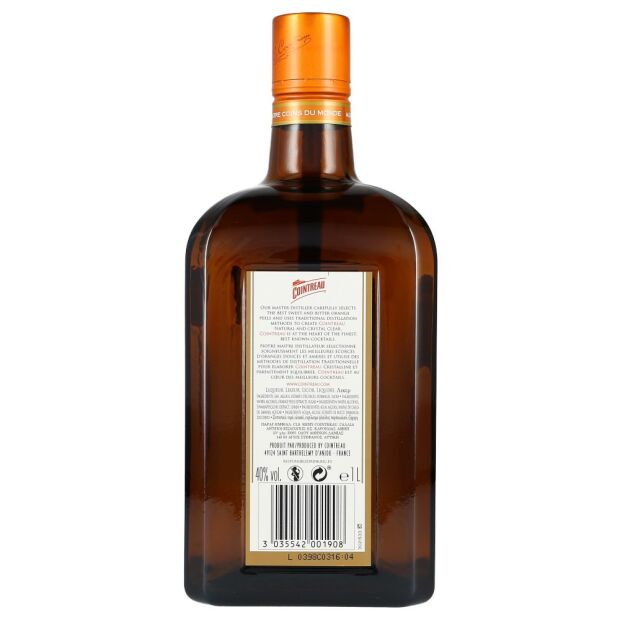 Cointreau L`Esprit d`Orange 40% 1 ltr.