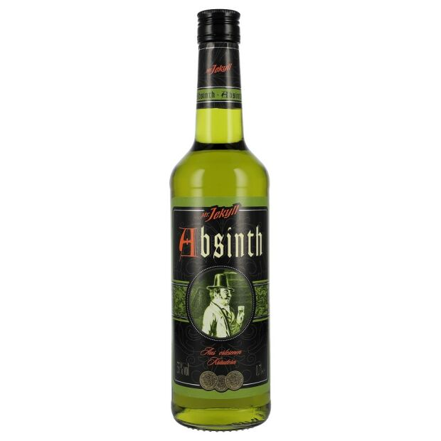 Absinth Mr. Jekyll 55% 0,7 ltr