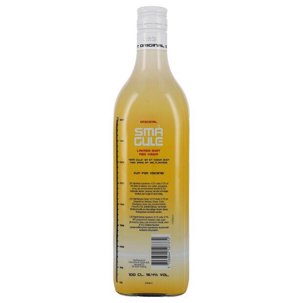 Hypermoderne Sma Gule lakrids shot16,4% 1 ltr. - Allspirits24 – Spirituosen OR-63