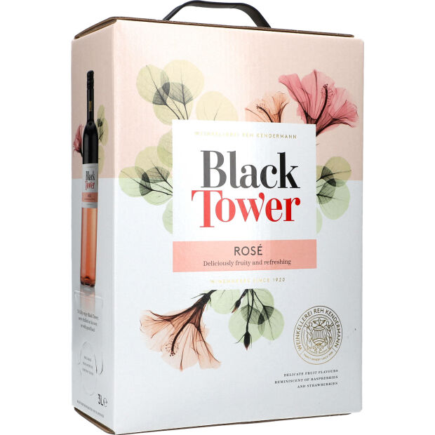 Black Tower Pink Rose 8,5% 3 ltr
