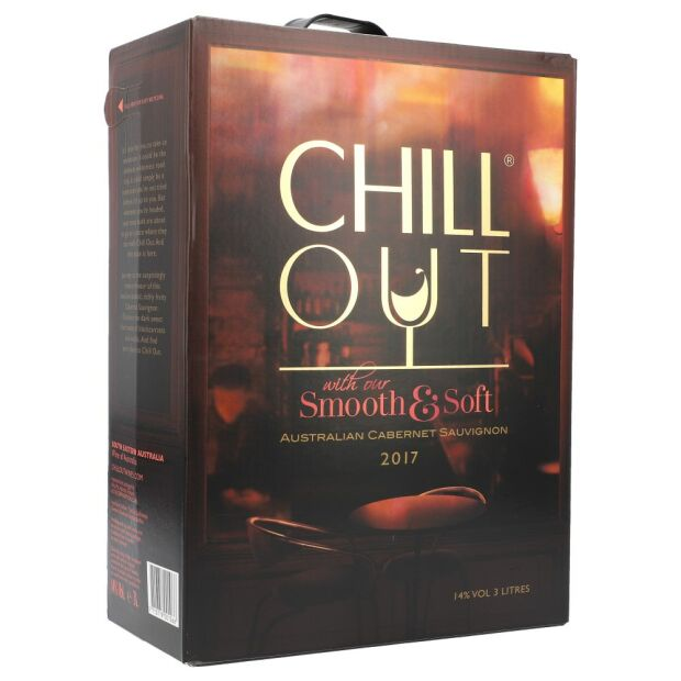 Chill Out Smoth & Soft 13% 3 ltr.