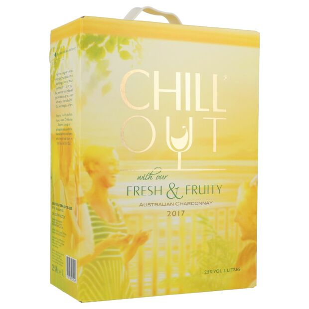 Chill Out Chardonnay 13,5% 3 ltr.