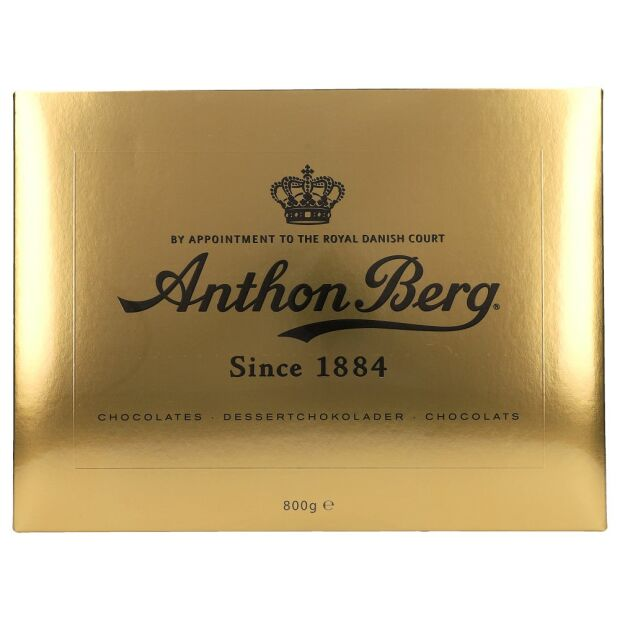Anthon Berg Luxury Gold Aeske 800g
