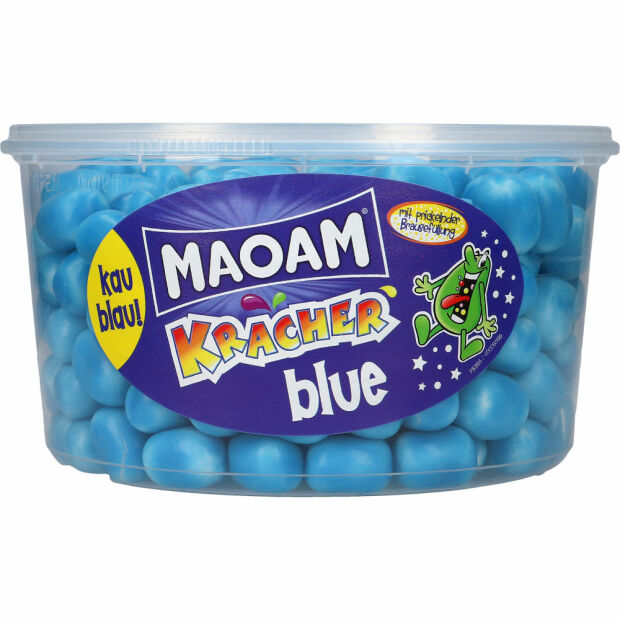 Haribo Maoam Kracher Blue 265 Stk Ds.