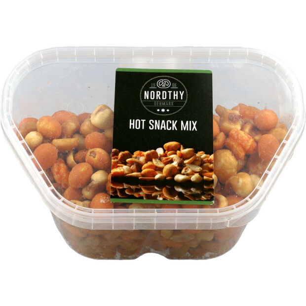 Nordthy Hot Snack Mix 360g