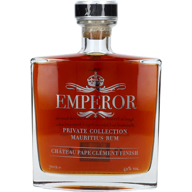 Emperor Private Collection 42% 0,7 ltr.