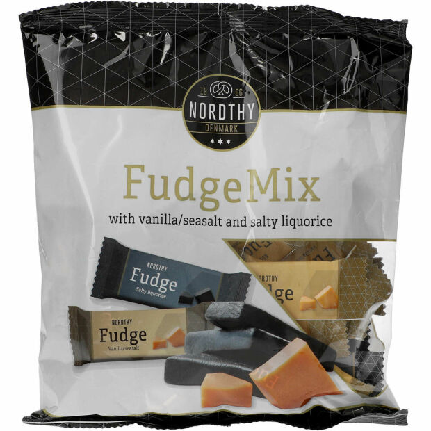 Nordthy Fudge Mix 500g