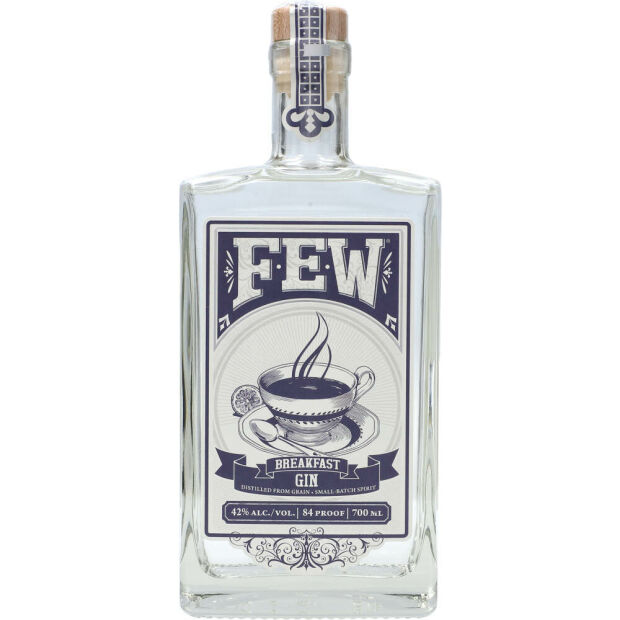 FEW Breakfast Gin 42% 0,7 ltr.