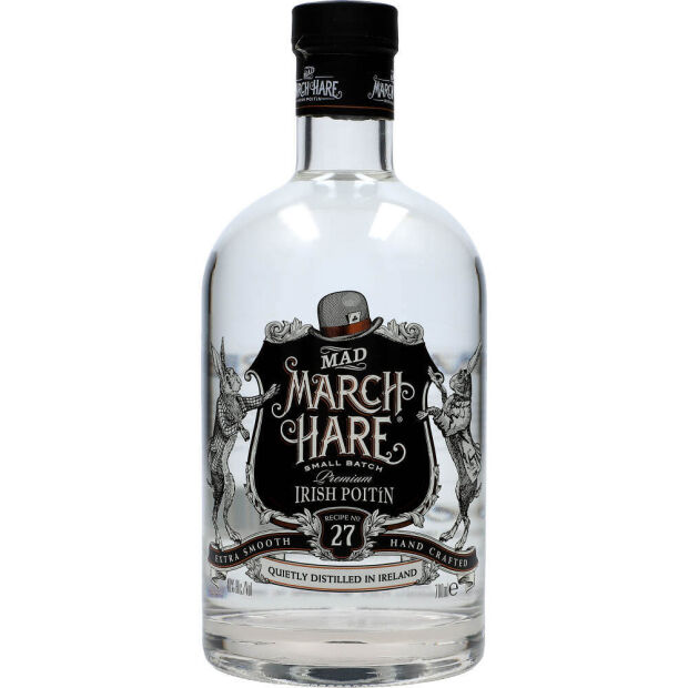 Mad March Hare Poitin 40% 0,7 ltr