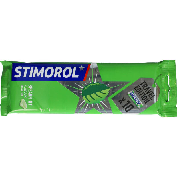 STIMOROL Spearmint 10-pack