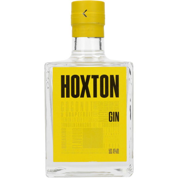 Hoxton Gin Coconut & Grapefruit 40% 0,5 ltr.